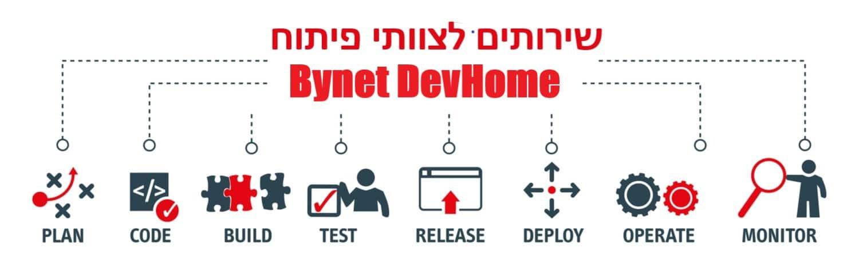 Bynet DevHome services for developers
